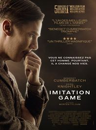 Imitation Game streaming
