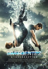 film Divergente 2 : l�insurrection en streaming