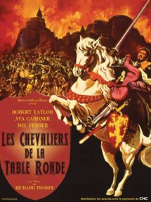 Les chevaliers de la table ronde film 1953 allocin - Chanson les chevaliers de la table ronde ...