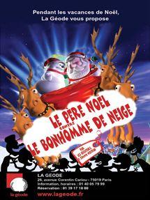 Le Père Noël contre le bonhomme de neige