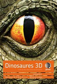 Dinosaures 3D : Géants de Patagonie