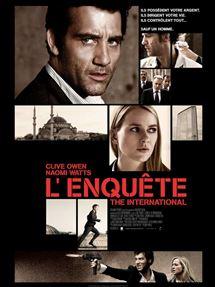 L'Enquête - The International