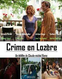 Crime en Lozère  poster