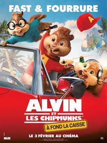 Alvin et les Chipmunks - A fond la caisse streaming