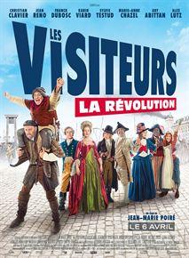 Les visiteurs – la révolution