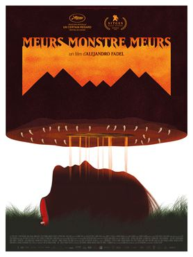 Meurs, monstre, meurs : Affiche