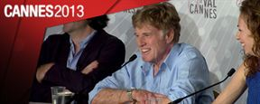 Robert Redford: &quot;Je voulais faire de mon mieux physiquement&quot;