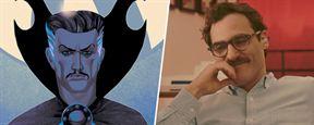 Marvel: Joaquin Phoenix hésite encore pour Doctor Strange...
