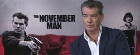 The November Man : Pierce Brosnan évoque son amour de l'espionnage