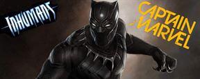 Black Panther, Captain Marvel, les Inhumains : qui sont les prochains héros ciné de Marvel ?