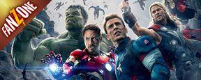 FanZone 360 : que nous apprend l'affiche officielle d'Avengers 2 ?