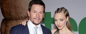 Ted 2 : Mark Wahlberg et Amanda Seyfried à l'avant-première new-yorkaise