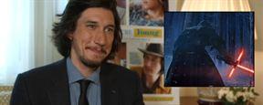 Star Wars VII : pourquoi Adam Driver a hésité à rejoindre le film événement…