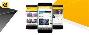 Une nouvelle version de l'application AlloCiné pour smartphones