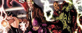 La version sombre de la Justice League en tournage pour 2016