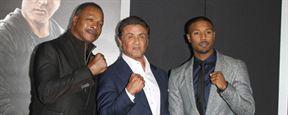 Creed : Sylvester Stallone retrouve Carl Weathers et Dolph Lundgren lors de la première