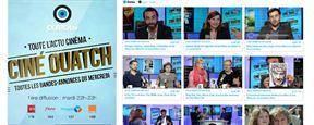 Ciné Ouatch, la nouvelle émission cinéma qui décortique toutes les sorties de la semaine