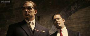 Legend : Tom Hardy impressionnant dans la peau de jumeaux gangsters