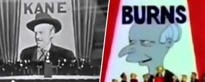 Quand Les Simpson rendent hommage à Citizen Kane : la compilation des 75 ans !