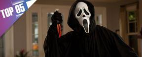 Le Top 5 des victimes de Ghostface dans Scream
