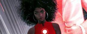 Et le nom de la remplaçante d'Iron Man est...