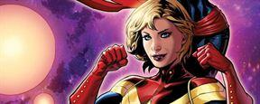 Captain Marvel : une nouvelle candidate pour réaliser le film avec Brie Larson