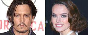 Johnny Depp, Daisy Ridley et plein d'autres montent à bord de l'Orient-Express !