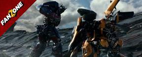 FanZone 686 : Optimus Prime vs Bumblebee