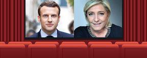 Emmanuel Macron / Marine Le Pen : le duel se joue aussi sur le front de la Culture (et du cinéma)