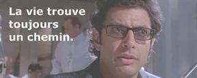 Jeff Goldblum dans Jurassic World 2 : redécouvrez les répliques cultes de Ian Malcolm