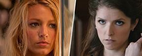 Blake Lively et Anna Kendrick dans le prochain film du réalisateur de Ghostbusters