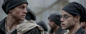 Papillon : les premières photos de Charlie Hunnam et Rami Malek dans le remake
