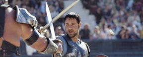 Gladiator sur TFX : le duel dans l'arène, de vrais tigres et un karatéka danois