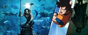 Aquaman, Dragon Ball, Glass... Quels films au Comic-Con 2018 ?