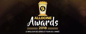 Avengers, Le Grand Bain, La Casa de Papel : découvrez le palmarès des AlloCiné Awards et vos films et séries préférées de 2018 !