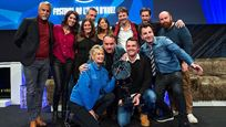 Alpe d'Huez 2020 : le prix Globes de la presse est décerné au Divorce Club de Michaël Youn