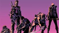 The Old Guard (Netflix) : à quoi ressemblent les personnages dans les comic books ?
