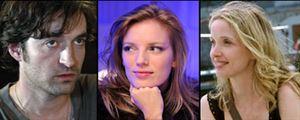 Julie Delpy, Sarah Polley, Mathieu Demy à San Sebastian
