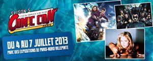 "Comic Con' Paris 2013 : ""Doctor Who"", ""Hero Corp"", ""Les Revenants"", ""Buffy""…"