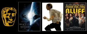 "BAFTA's 2014 : ""Gravity"", ""12 Years a Slave"" et ""American Bluff"" dominent les nominations !"
