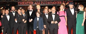 "Berlinale 2014 : ""The Grand Budapest Hotel"" déroule son tapis rouge avec Bill Murray, Edward Norton, Tilda Swinton..."