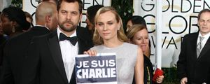 Golden Globes 2015 : Hollywood est Charlie