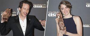 Reda Kateb et Adèle Haenel sont les Prix Patrick Dewaere et Romy Schneider 2015