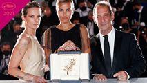 Cannes 2021 : Palme d'Or historique pour Titane de Julia Ducournau