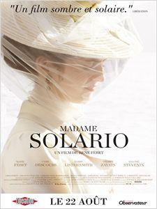 Madame Solario affiche