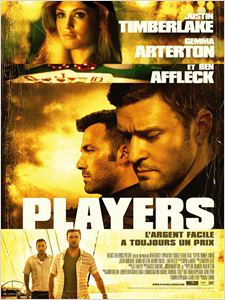 Players (Runner Runner) affiche