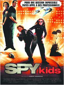 Spy Kids affiche
