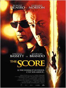 The Score affiche