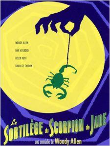 Le Sortilège du scorpion de Jade affiche