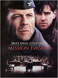 Mission évasion affiche